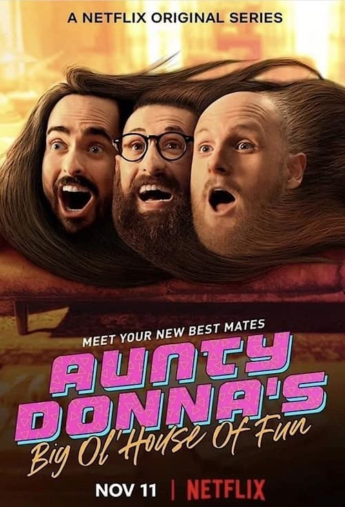 唐娜阿姨的歡樂老屋   awwrated   你的 Netflix 避雷好幫手!