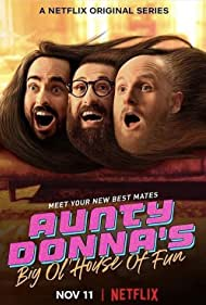 Zachary Ruane, Mark Samual Bonanno, and Broden Kelly in Aunty Donna's Big Ol' House of Fun (2020)