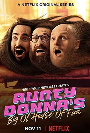 Where to stream Aunty Donna's Big Ol' House of Fun