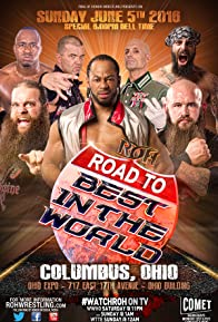 Primary photo for Ring of Honor: Road to Best in the World - Columbus