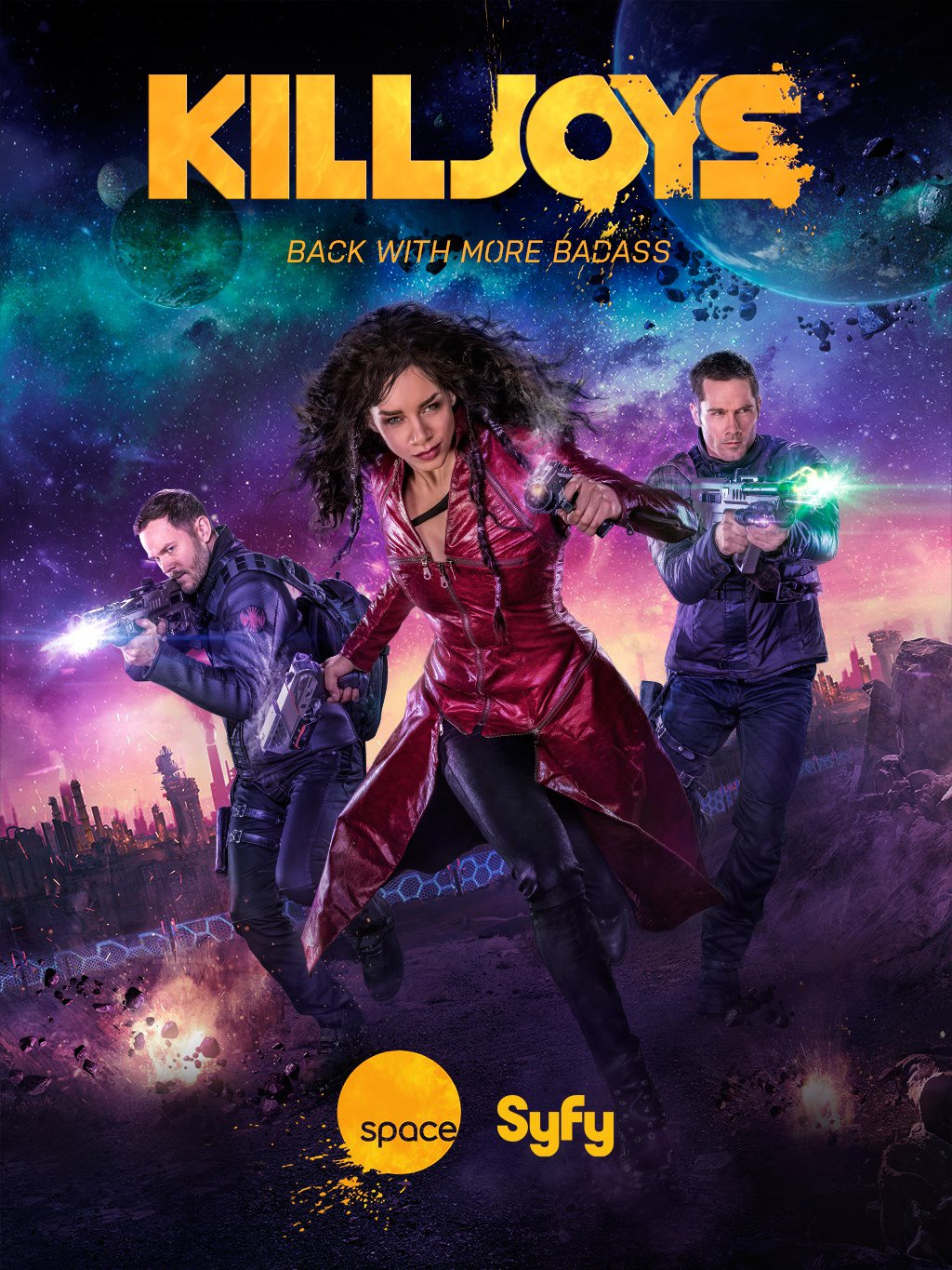 Killjoys Season 5 WEBRip 480p, 720p & 1080p