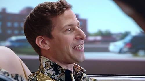 Brooklyn Nine-Nine: Jake And Doug Judy Rap And Ride In Style