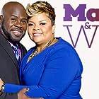 Tamela J. Mann and David Mann in Mann and Wife (2015)