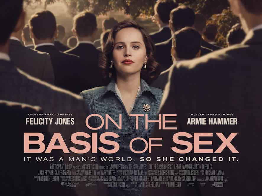 On the Basis of Sex 2019 1080p WEB-DL