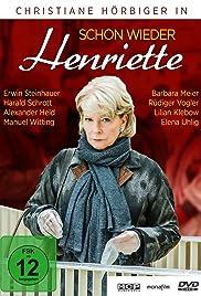 Schon wieder Henriette Poster