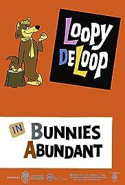 Bunnies Abundant Poster