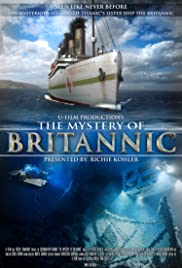The Mystery of Britannic Poster