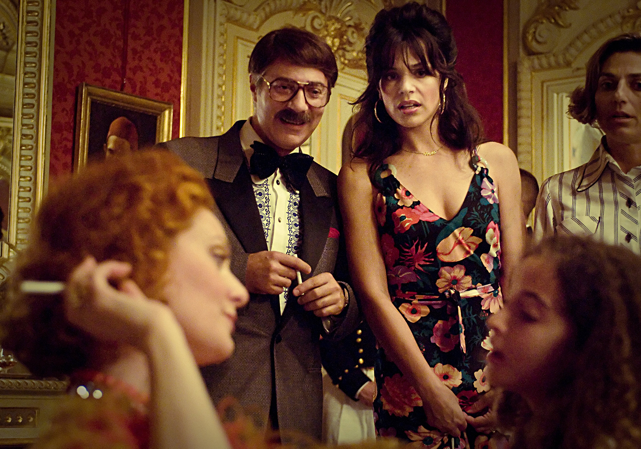 Emanuele Barresi and Micaela Ramazzotti in La prima cosa bella (2010)