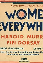 Women Everywhere Poster