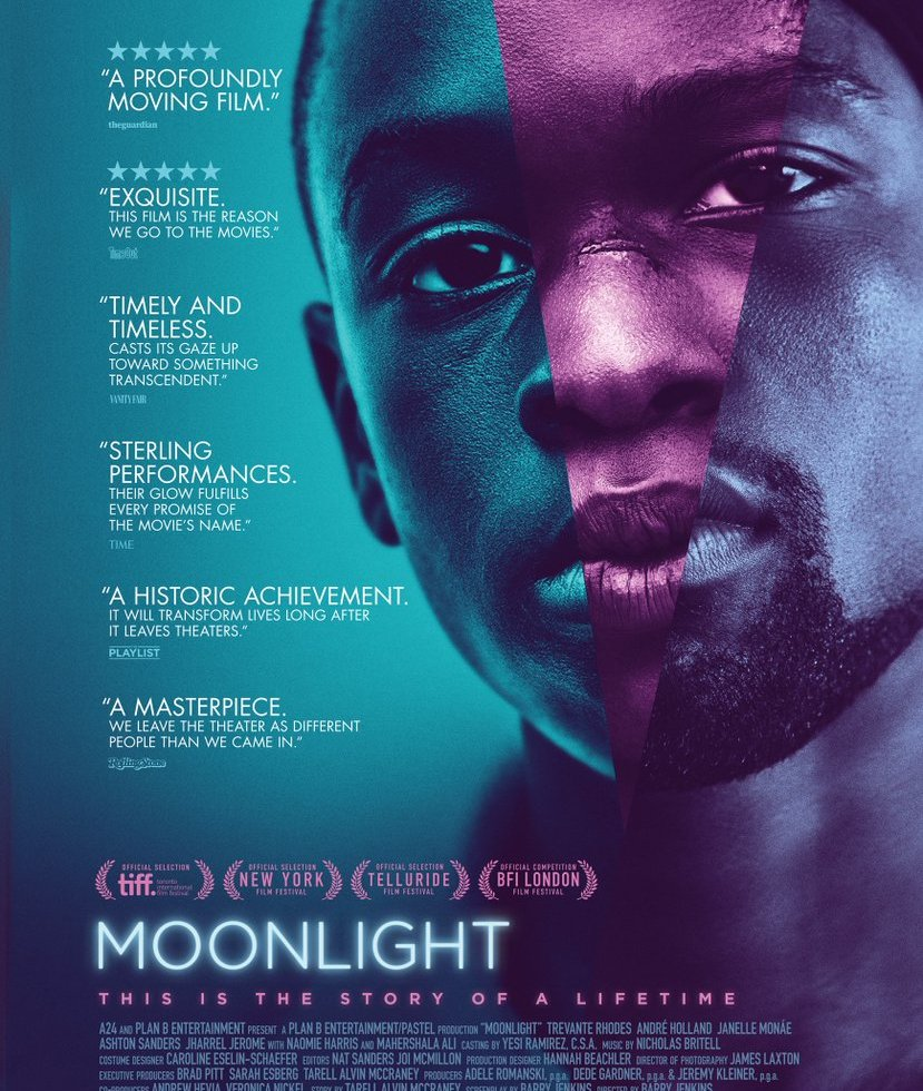 Moonlight 2016 Movie BluRay | 480p – 720p –  1080p| With Bangla SubTitle