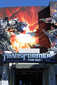 Primary photo for Transformers: The Ride - 3D