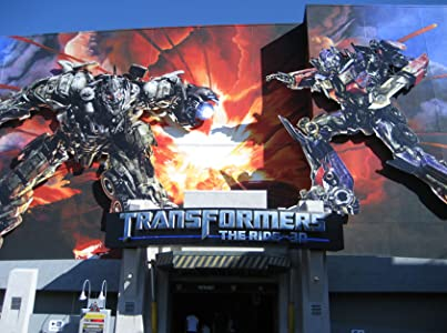 Movies bestsellers free download Transformers: The Ride - 3D by Thierry Coup [1280x720p]