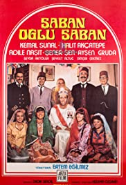 Saban Oglu Saban (1977) Poster - Movie Forum, Cast, Reviews