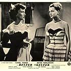 Carol Marsh and Zena Marshall in Helter Skelter (1949)