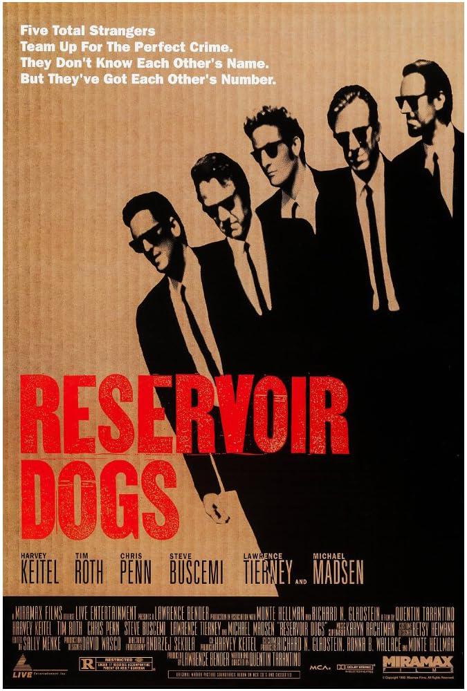 Reservoir Dogs(1992)