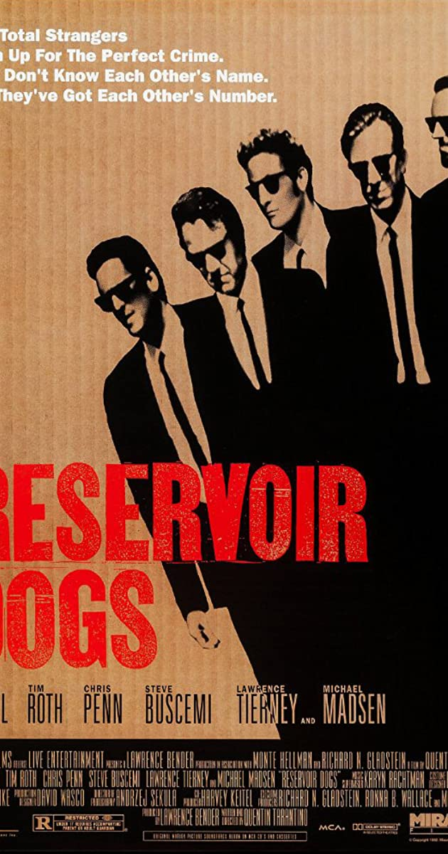 Watch Full HD Movie Reservoir Dogs (1992)