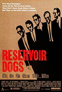 Watch online english action movies Reservoir Dogs [1680x1050]