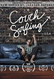 Couch Surfing USA Poster