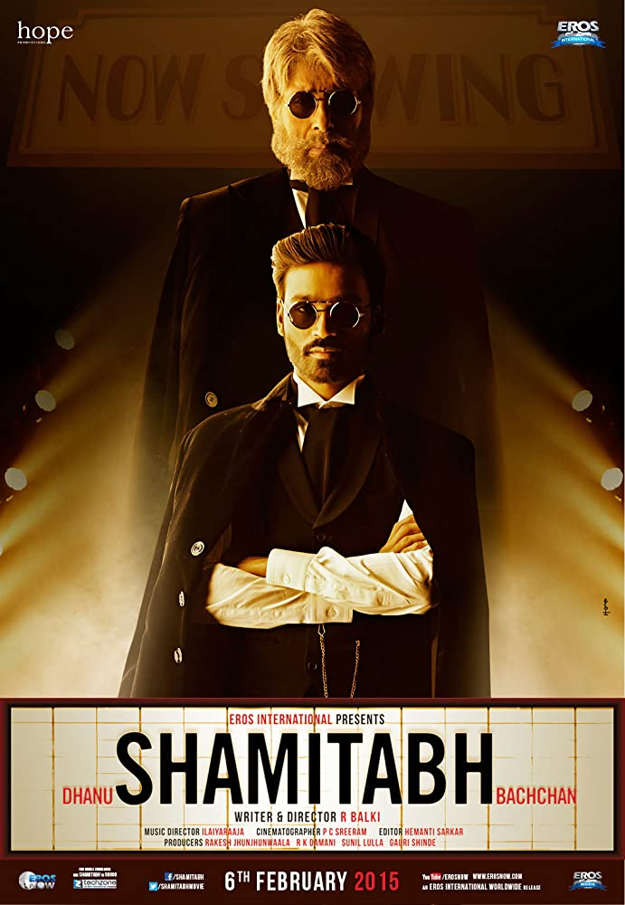 Shamitabh 2015 Hindi Movie WebRip 300mb 480p 1GB 720p 3GB 12GB 1080p