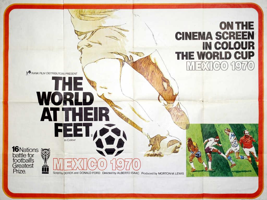 O Mundo Aos Seus Pés (Copa do Mundo 1970) [Dub] – IMDB 6.8