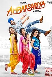 Ambarsariya(2016) Poster - Movie Forum, Cast, Reviews