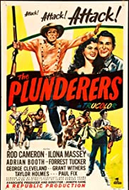 The Plunderers (1948) starring Rod Cameron on DVD on DVD