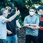 Tony Naumovski, Nadir Saribacak, Dennis Latos, and Scott Aharoni in Leylak (2021)