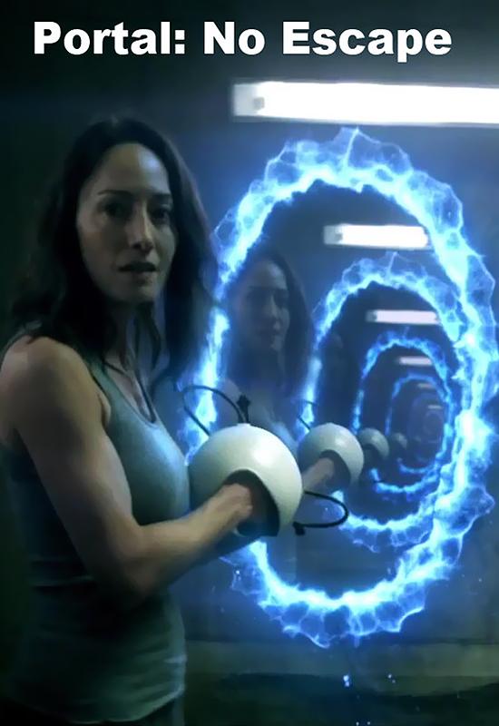 Danielle Rayne in Portal: No Escape (2011)