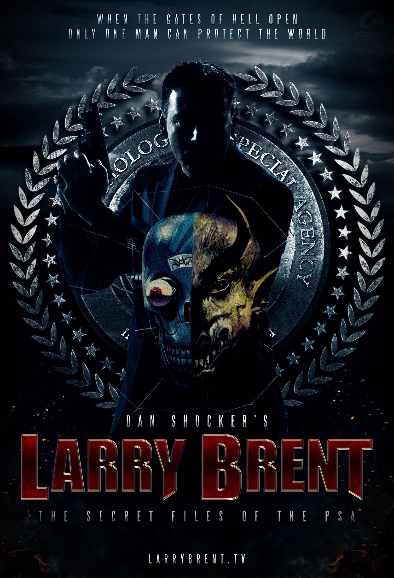 Larry Brent: The Secret Files of the PSA