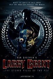 Larry Brent: The Secret Files of the PSA Poster