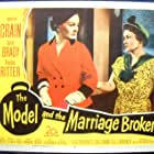 Jeanne Crain and Thelma Ritter in The Model and the Marriage Broker (1951)