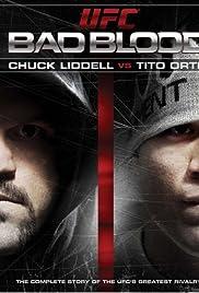 UFC Bad Blood: Chuck Liddell vs. Tito Ortiz Poster
