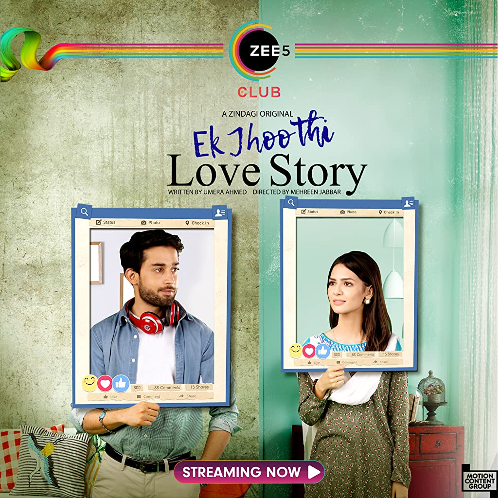 Ek Jhoothi Love Story (2020) Hindi S01 Zee5 WEB-DL x265 AAC ESUB