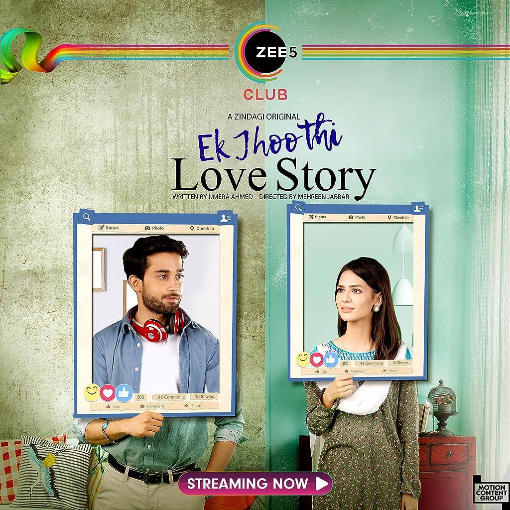 Ek Jhoothi Love Story (2020) Hindi S01 Zee5 WEB-DL x265 AAC ESUB
