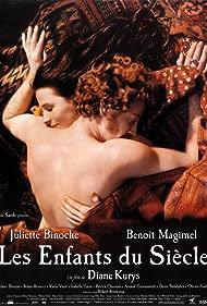 Juliette Binoche and Benoît Magimel in Les enfants du siècle (1999)