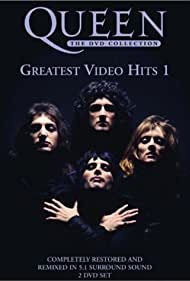 Roger Taylor, Brian May, Freddie Mercury, and John Deacon in Queen: Greatest Video Hits 1 (2002)