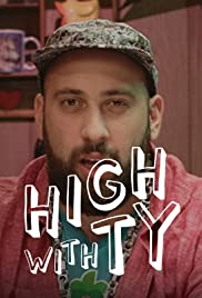 High with Ty Poster