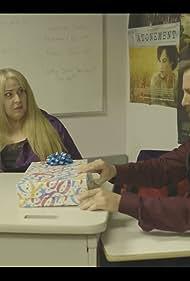 Janet B. Milstein and Matthew Ellenwood in Who Gets Dad? (2016)