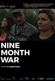 Nine Month War Poster