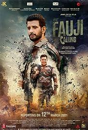 Fauji calling (2021) Hindi 720p CamRip Download
