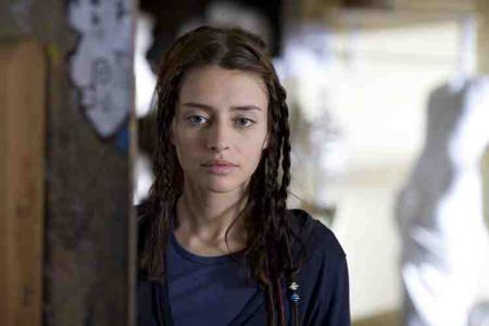 Ariadna Cabrol in Eloïse (2009)