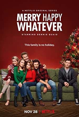 View Merry Happy Whatever - Season 1 TV Series poster on Fmovies