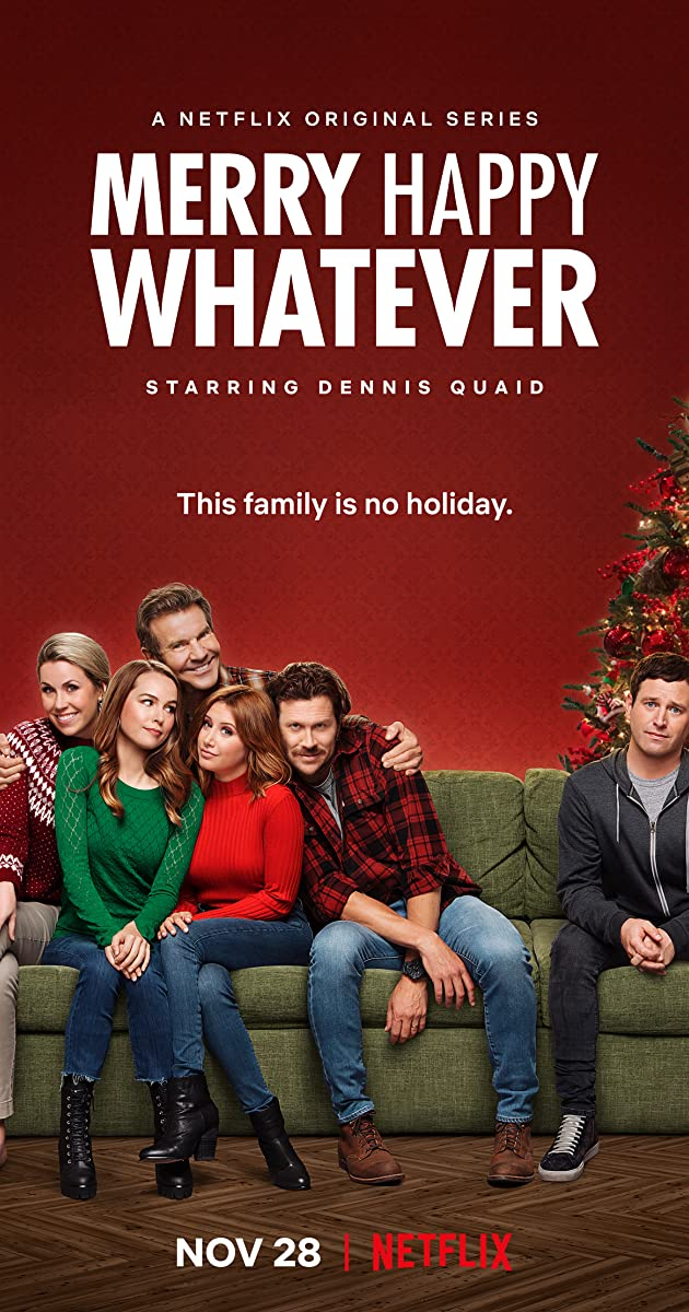 Download Merry Happy Whatever or watch streaming online complete episodes of  Season 1 in HD 720p 1080p using torrent