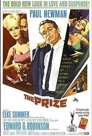 The Prize (1963) Poster - Movie Forum, Cast, Reviews
