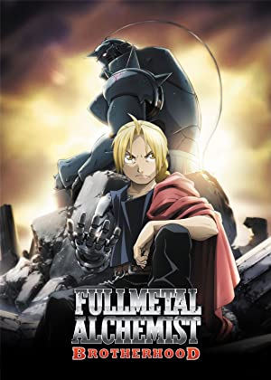 Fullmetal Alchemist: Brotherhood : Season 1 Complete BluRay 720p | GDRive | MEGA | Single Episodes