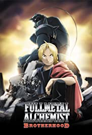 Fullmetal Alchemist: Brotherhood (20092012) New PutLocker