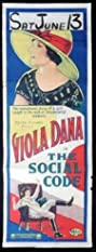 The Social Code (1923) Poster