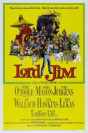 Where to stream Lord Jim