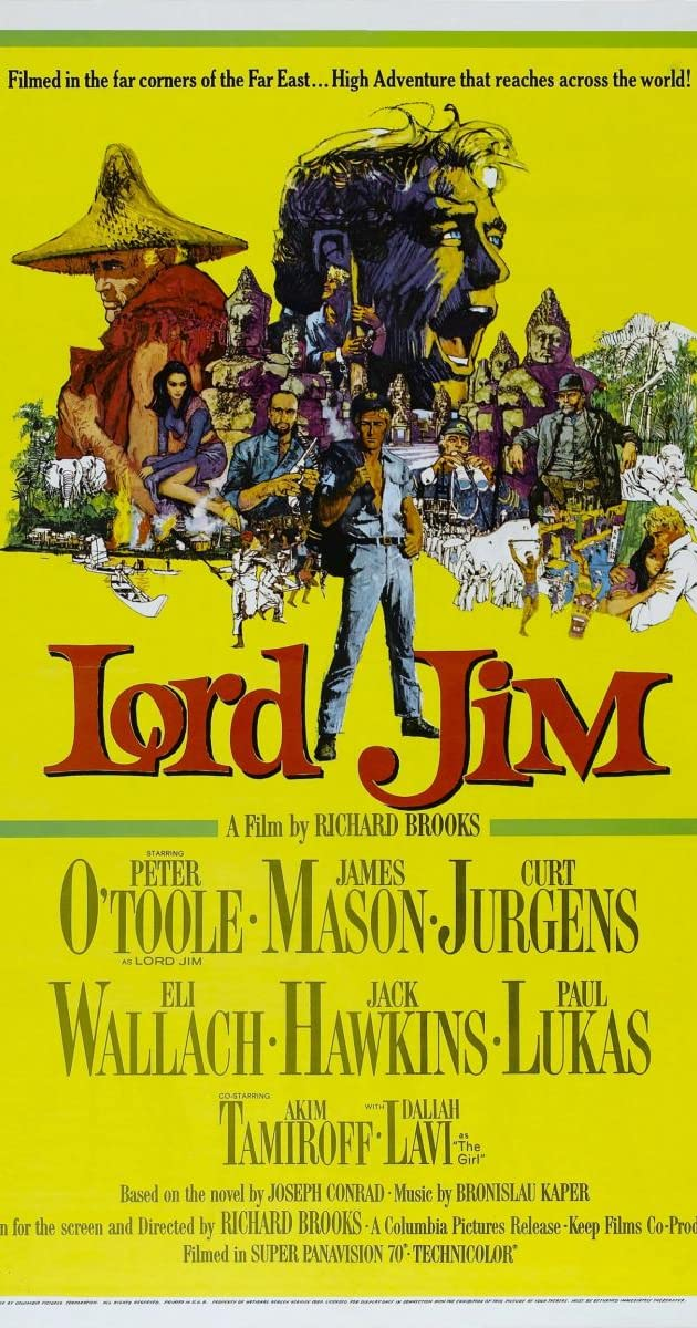 Subtitle of Lord Jim
