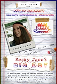Becky Jane's Big Day Poster